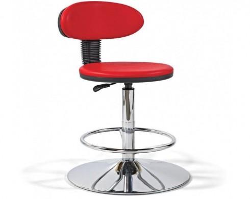 Hekim Sandalyesi Kırmızı